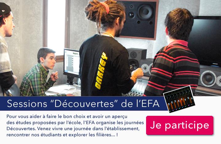 Découverte de l'EFA Paris et de l'EFA Nice