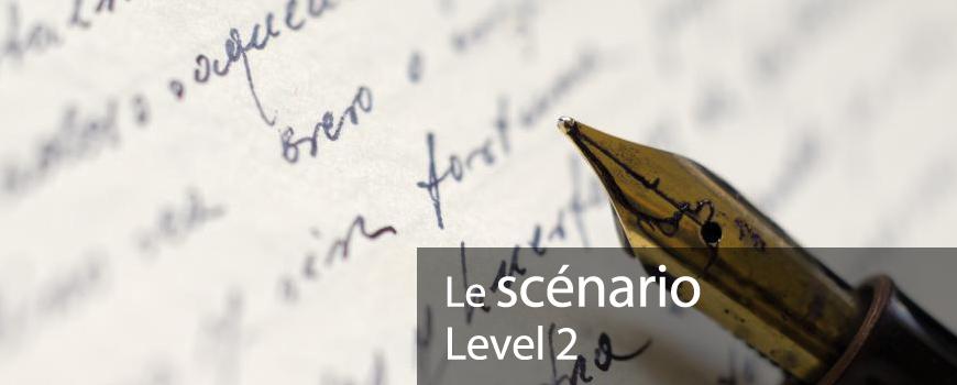 Stage sur le scénario - EFA France