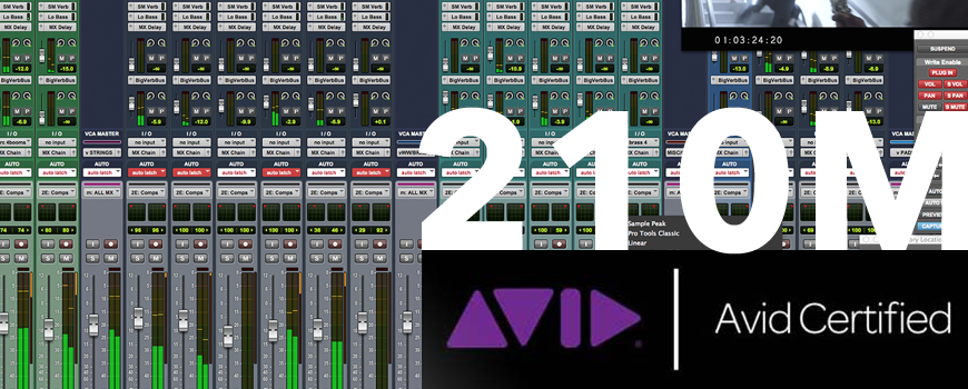 Formation Pro Tools 210M
