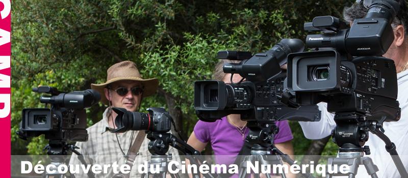 Découverte du Cinéma Numérique