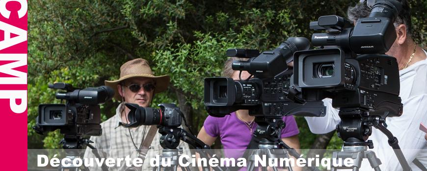 Formation cinéma numérique - EFA